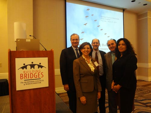 Business Success Panel in Westchester Ny