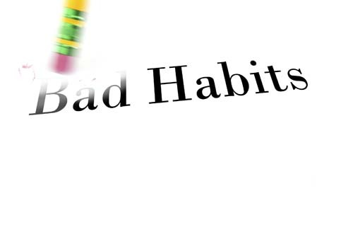 ELIMINATE YOUR HARMFUL HABITS